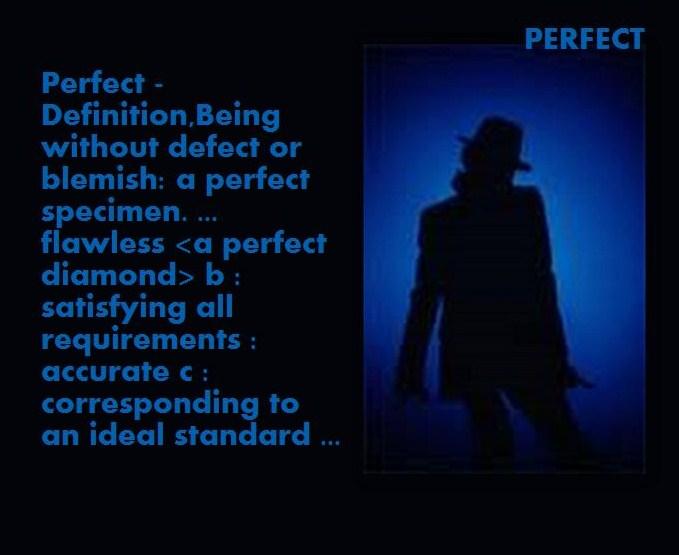 Perfect Michael
