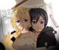 Pieces - roxas-and-namine photo