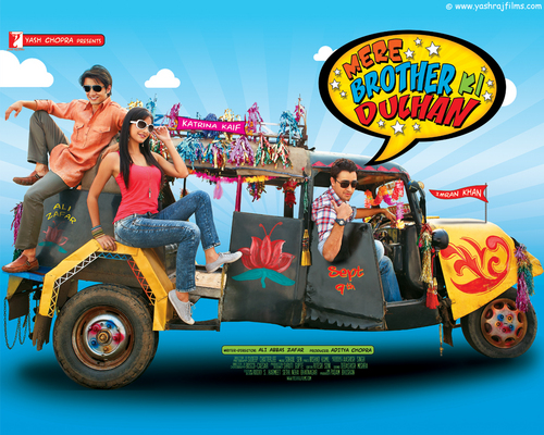 Promotional stills of Mere Brother Ki Dulhan!