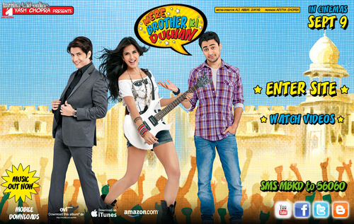 Promotional stills of Mere Brother Ki Dulhan!