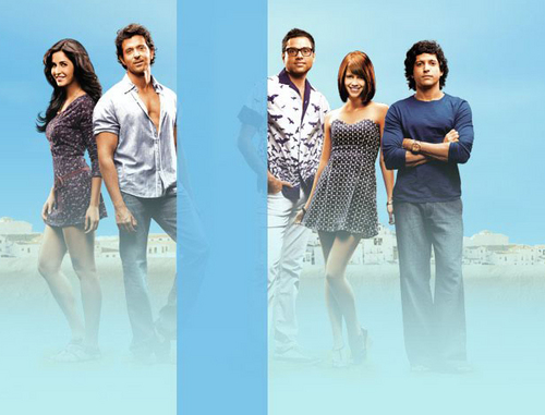 Promotional stills of Zindagi Na Milege Dobara !