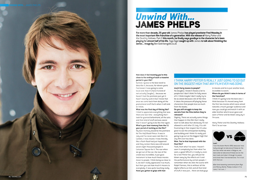 RWD Interview with James