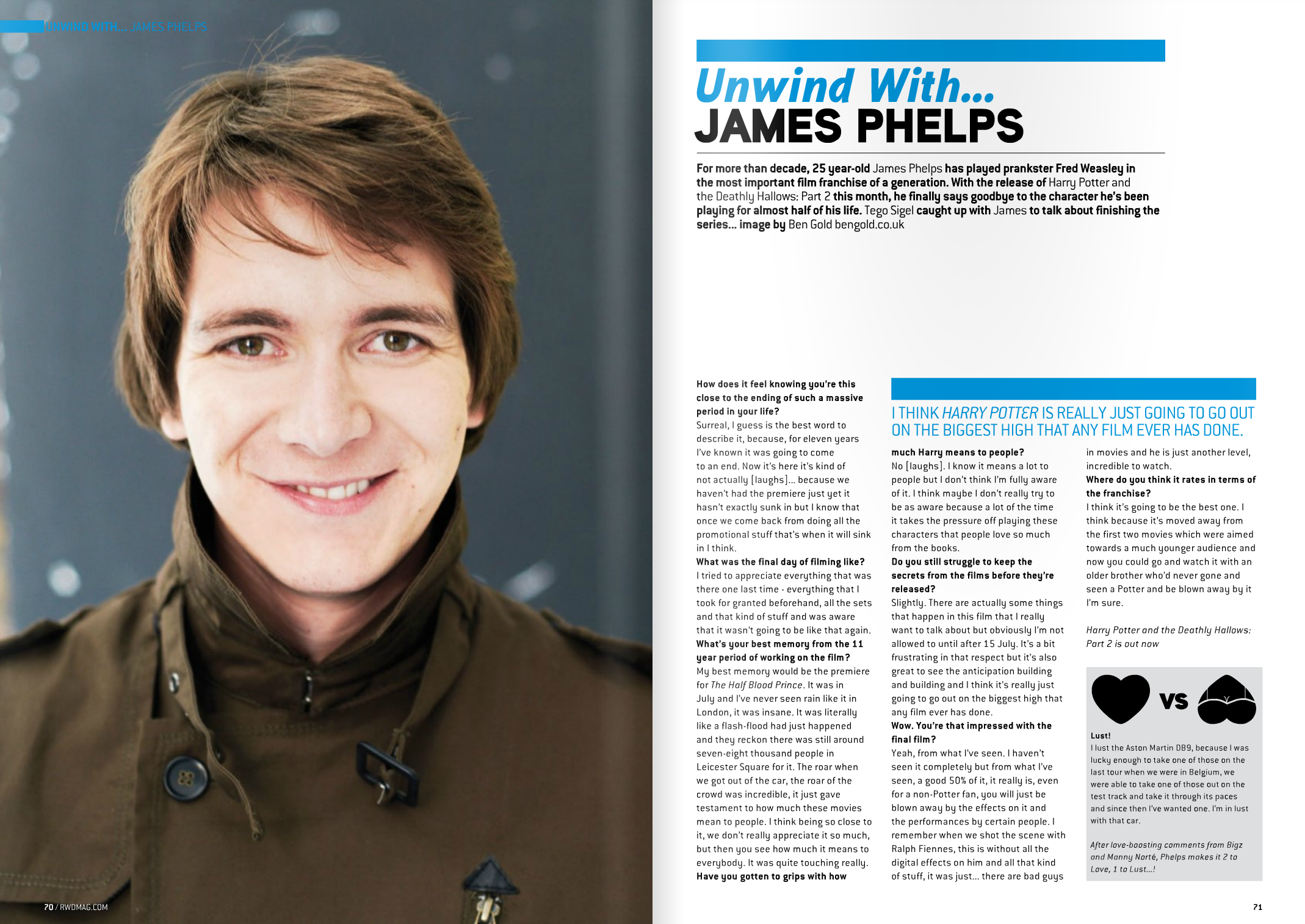 james phelps vk