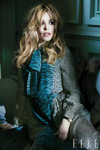 Rachel McAdams ELLE 2011