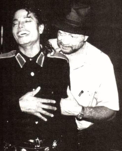 Rare MJ imágenes