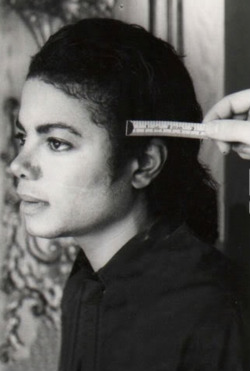 Rare MJ images