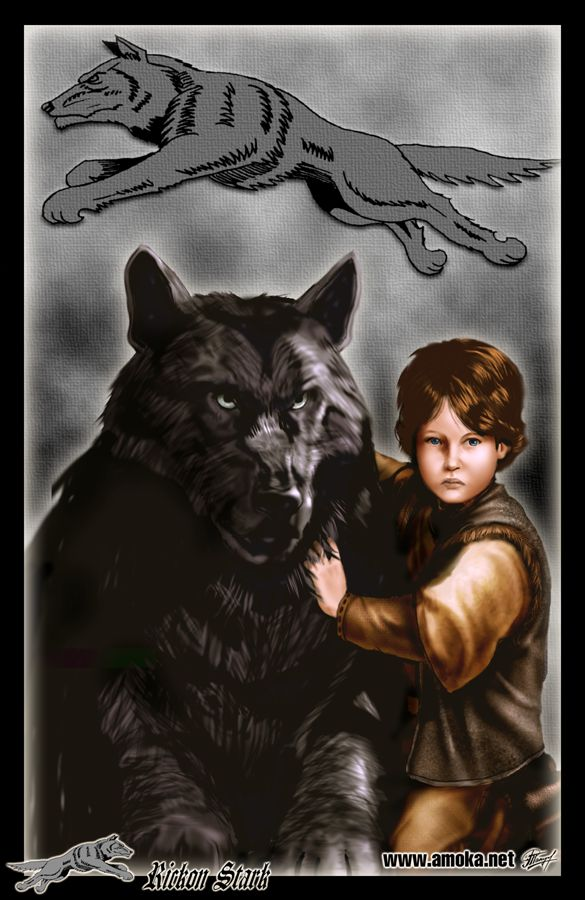 King Rickon and his Dawg