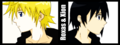 Roxas and Xion ♥
