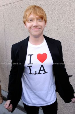 Rupert at the teen choice awards