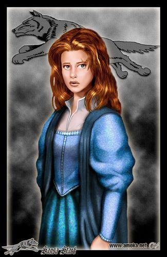 Sansa Stark par Amoka