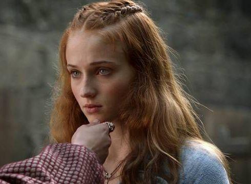 House Stark wallpaper containing a portrait called Sansa Stark