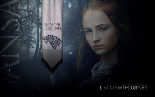 Sansa Stark wallpaper