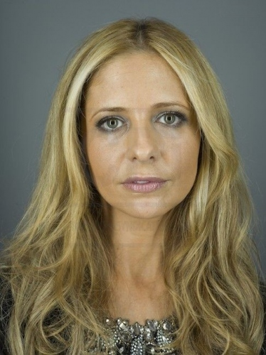 Sarah Michelle Gellar achtergrond with a portrait called Sarah Gellar Prinze Freddie