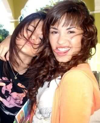 Demi Lovato  Selena Gomez Movie on Selena And Demi   Selena Gomez And Demi Lovato Photo  24522179