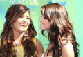 Selena and Demi ( teen chioce awards) - selena-gomez photo