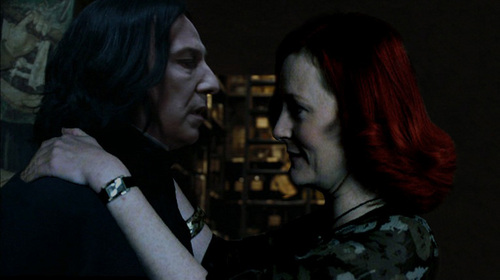 Severus Snape wolpeyper called Severus Snape & Lily Evans