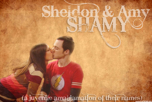 Shamy is Любовь