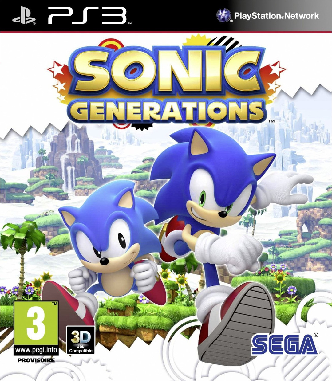 Sonic Games For Ps3 : Game sonic generation images ps hd