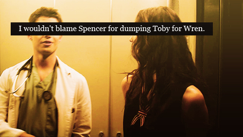 Spencer/Wren ♥
