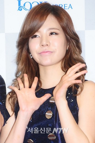 Sunny in Incheon Korean Muzik Wave Festival