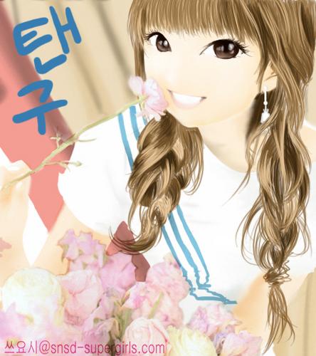 TaeYeon Fan Art