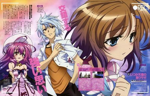 Taito,Himea and Haruka