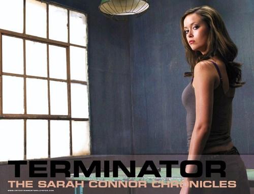 《终结者》 Sarah Connor Chronicles