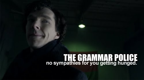 The Grammar Police