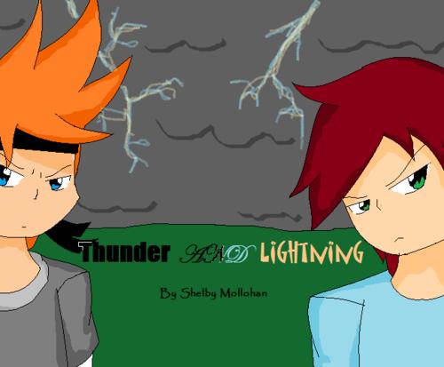 Thunder and Lightning icon