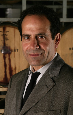 Tony Shalhoub wallpaper containing a business suit, a suit, and a double breasted suit entitled Tony Shalhoub