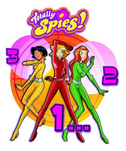 Tres espías sin límite