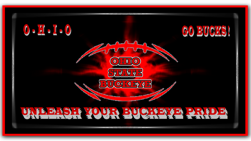 UNLEASH YOUR BUCKEYE PRIDE