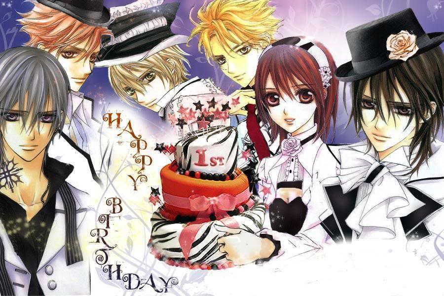Vampire Knight Zero And Yuki And Kaname Zero  Vampire knight