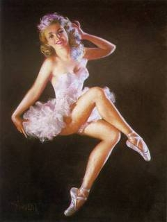 pin up girl wallpaper probably containing skin entitled Vintage Pin Up Girls