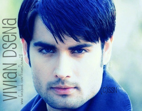 Vivian Dsena karatasi la kupamba ukuta containing a portrait called Vivian Dsena