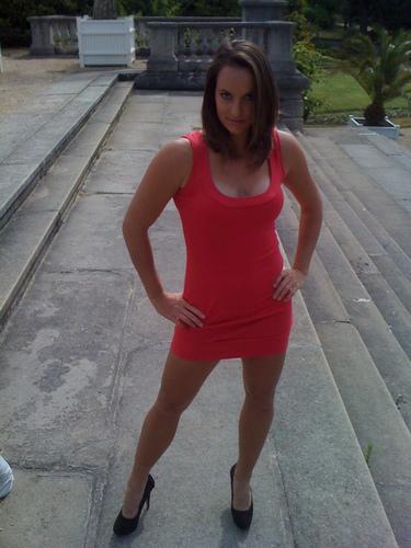 Jarmila Gajdošová is a Single Lady