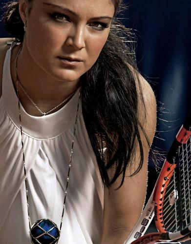 Dinara Safina gazes into Your Soul