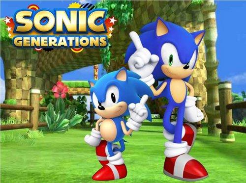 Sonic Generation image