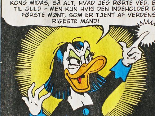 Walt disney Comis - Magica de Spell