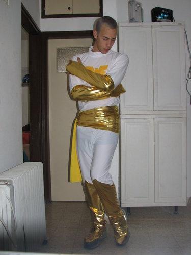 White Phoenix Costume