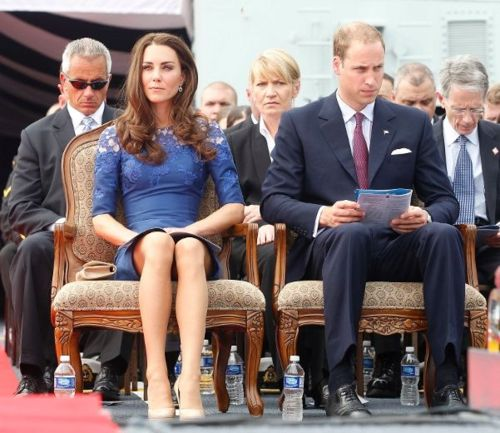 Prince William and Kate Middleton wallpaper containing a business suit, a park bench, and a suit called William & Catherine
