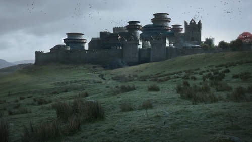 House Stark 바탕화면 titled Winterfell