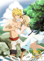 You're my beautiful soul - roxas-and-namine photo