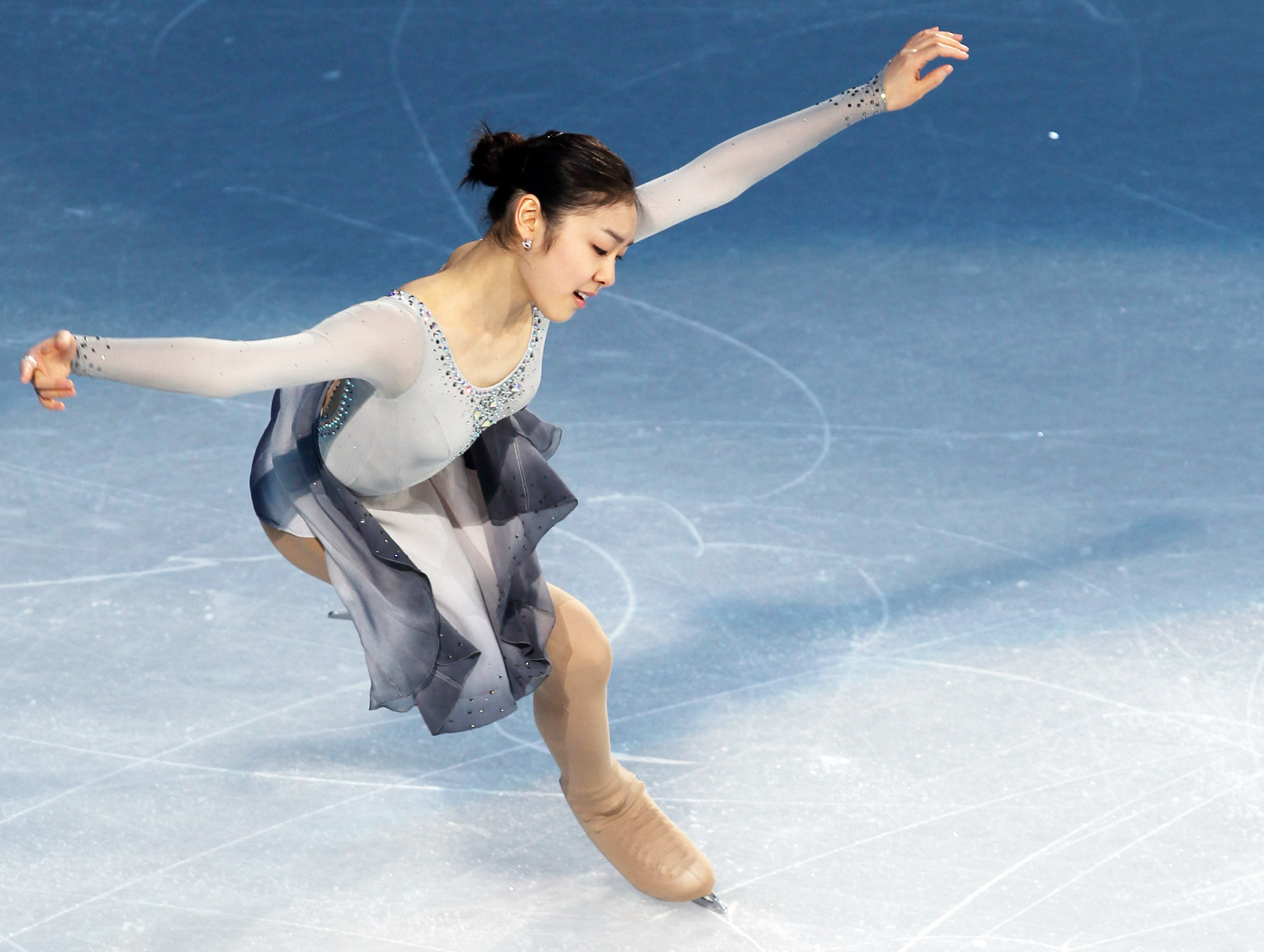 Watch Yuna Kim video