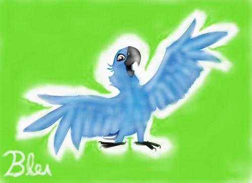 blu bởi jennawolf48