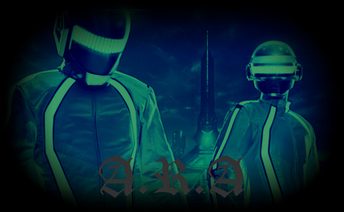 Daft Punk wallpaper called daft punk