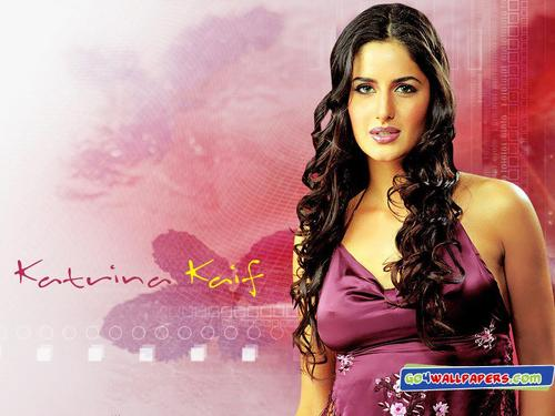 Katrina Kaif fond d'écran possibly containing a dîner dress and a portrait titled katrina