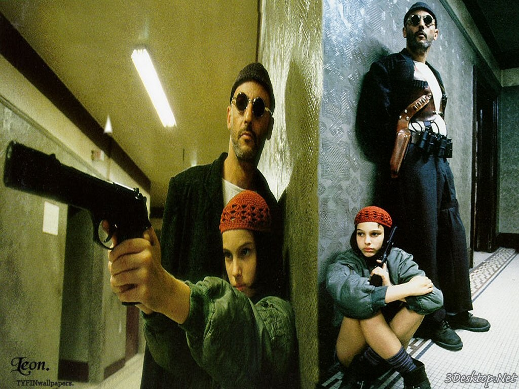 leon movie wallpaper - Leon (Léon The Professional) Wallpaper