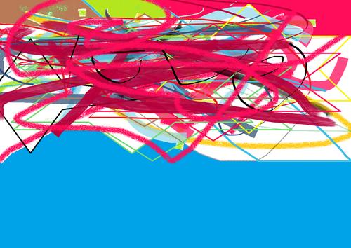 my crazie art