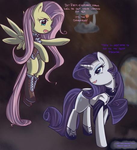 my little gppony, pony stuff